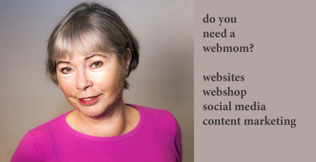 webmom.eu, Marianna Fridjonsdottir