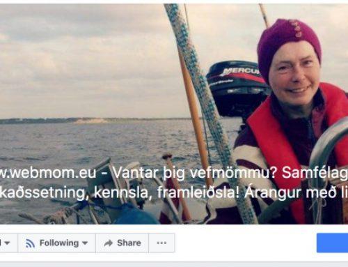 Allt um lifandi forsíðumyndir á Facebook