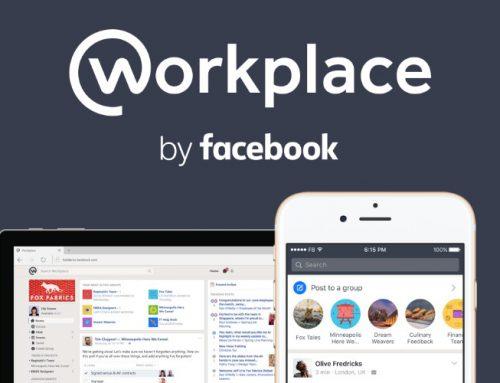 Facebook fyrir vinnustaðinn – Workplace by Facebook