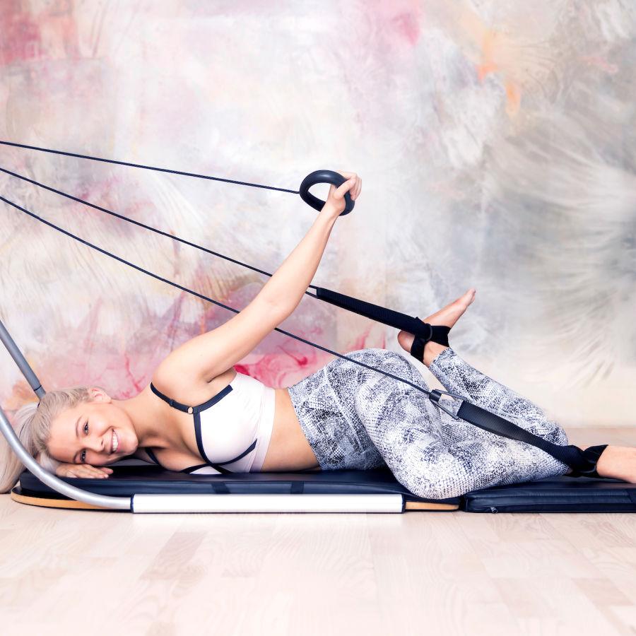 Rope Yoga Setrið, rys.is, vefsíða hönnuð af webmom.eu